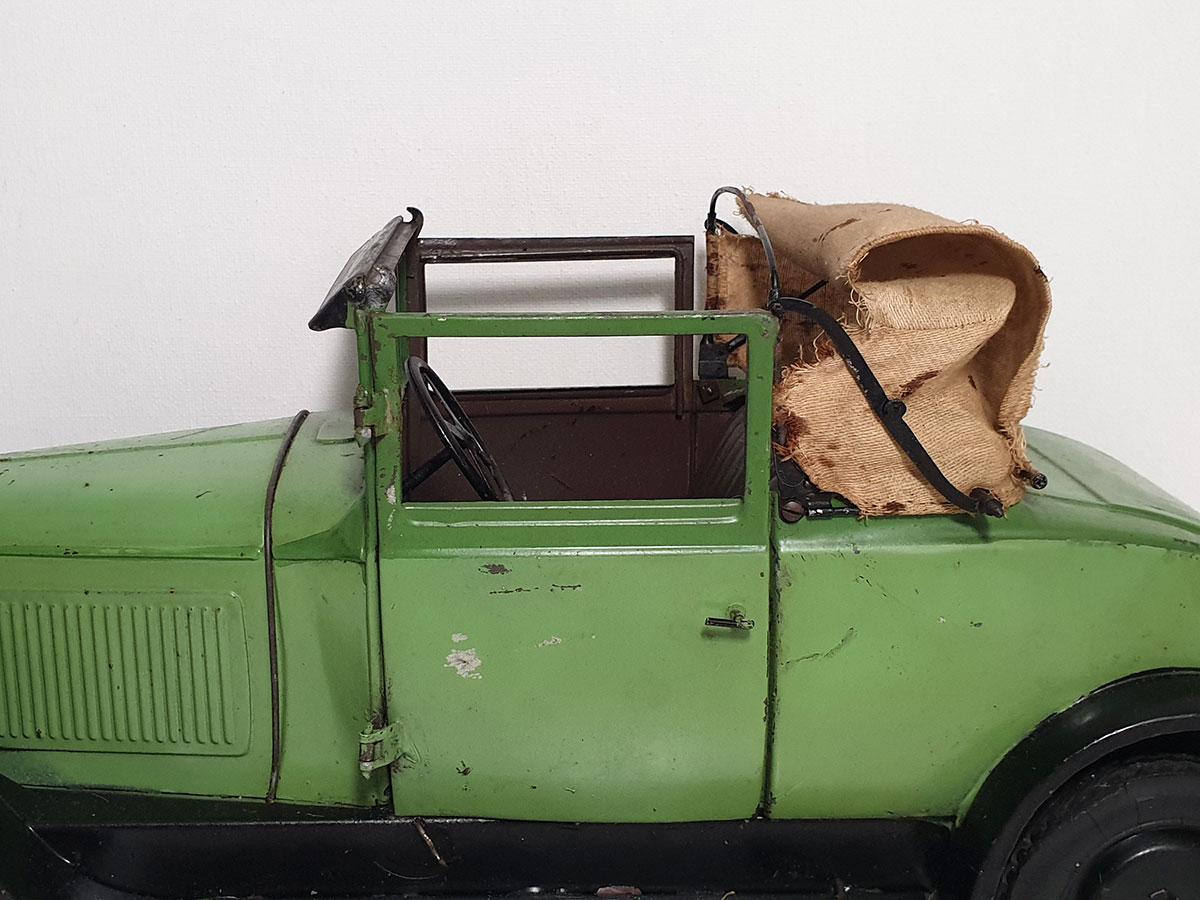 Les Jouets André Citroën B14 Cabriolet detail 2