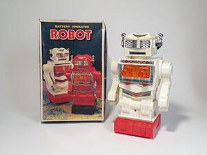 Besford Robot Hong Kong thumbnail