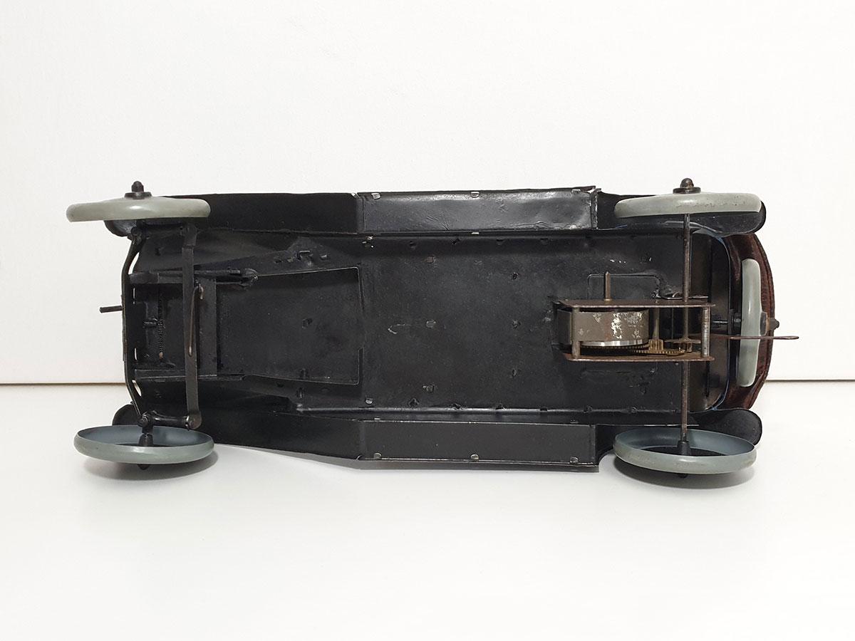 André Citroën B2 Torpedo bottom