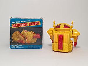 S.H. Horikawa Acrobat Robot thumbnail