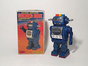 S.H. Horikawa Sounding Robot thumbnail