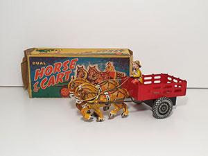Marx Dual Horse & Cart thumbnail
