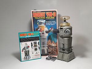 Masudaya Robot YM-3 Lost in Space thumbnail