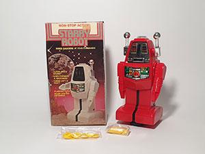 Scientific Toys Starry Robot thumbnail