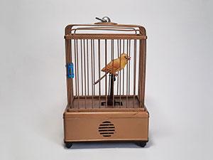Singing Bird batterijautomaat Japan thumbnail