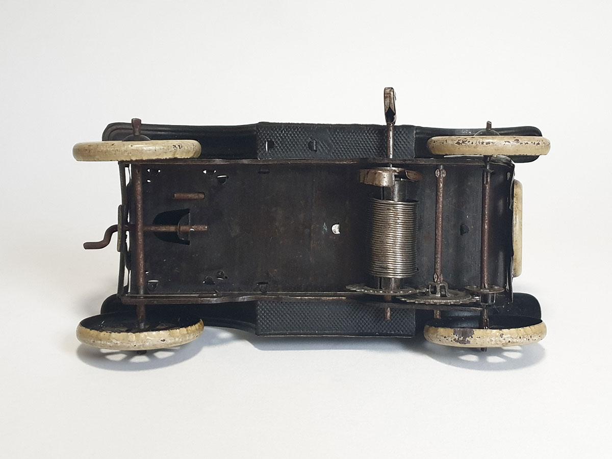 Orobr Ford Model T bottom