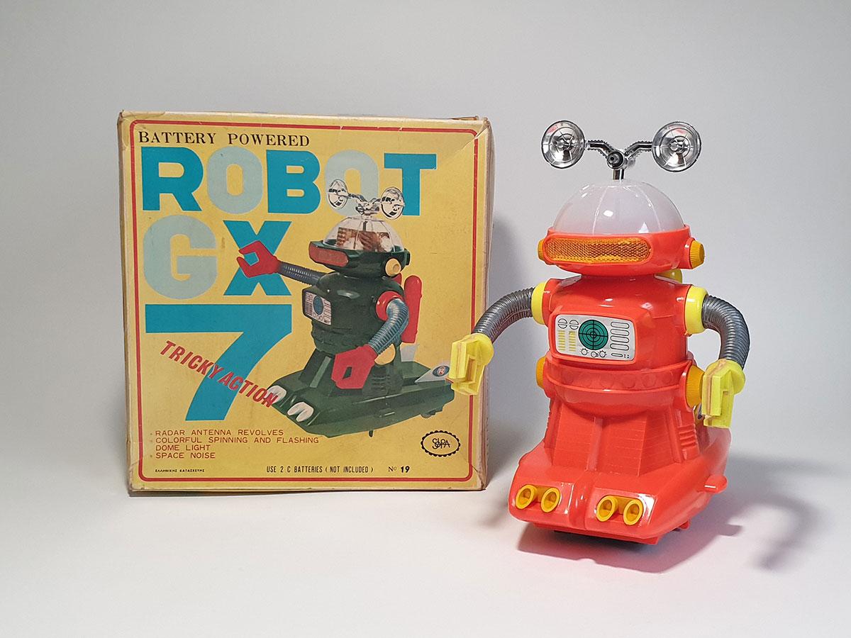 Solpa Robot GX 7