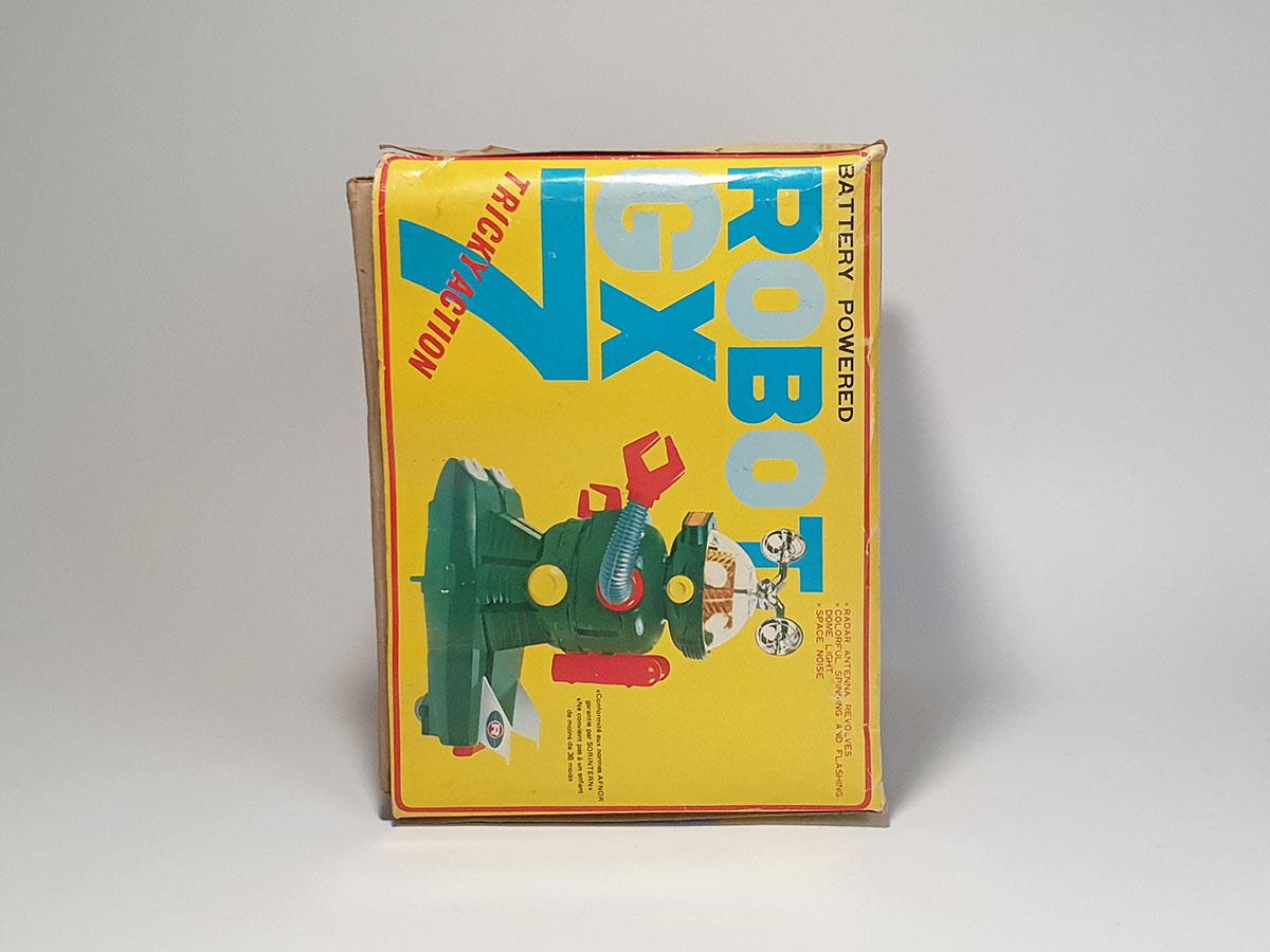 Solpa Robot GX 7 box side 1