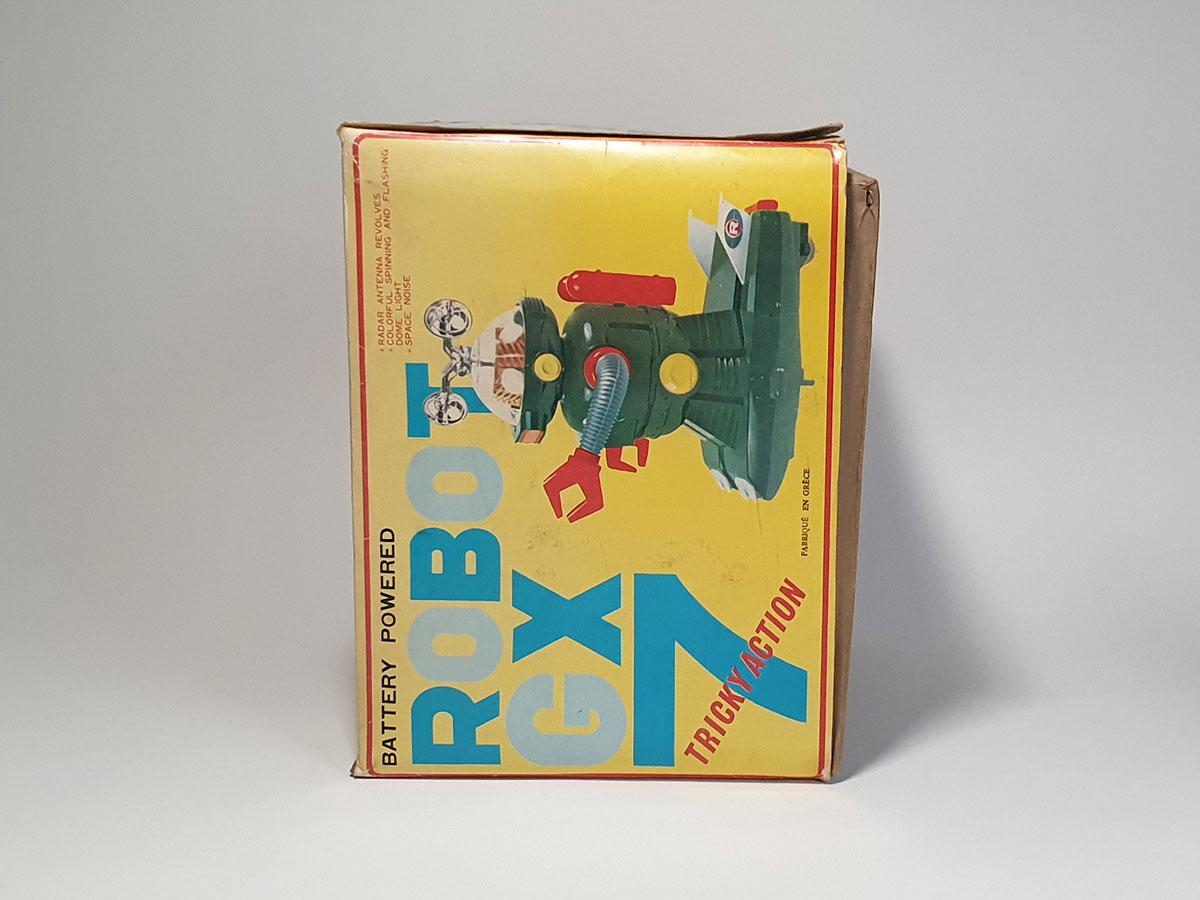 Solpa Robot GX 7 box side 2
