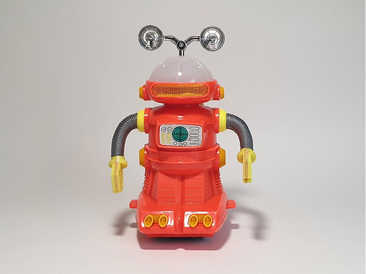 Solpa Robot GX 7 front