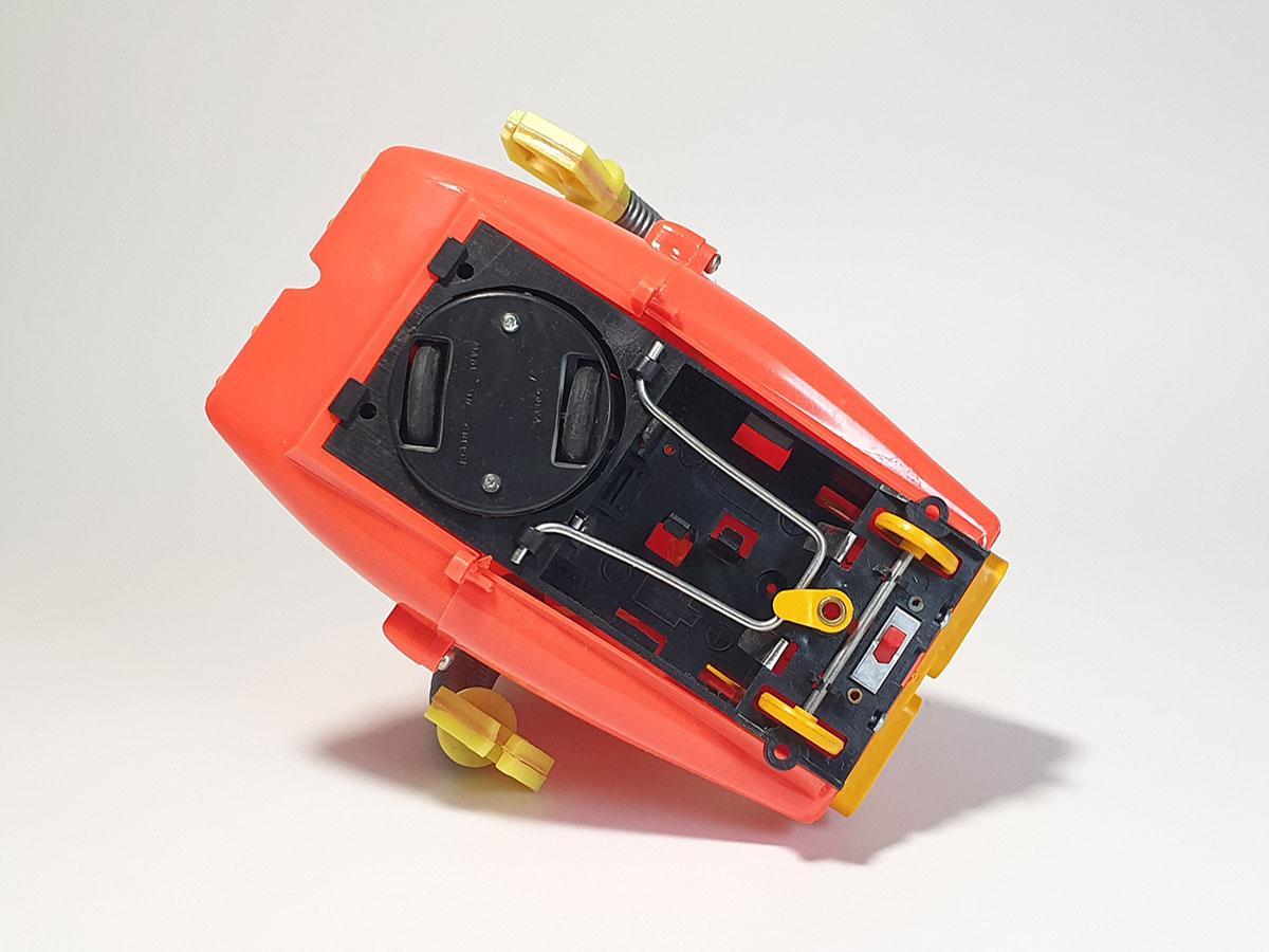 Solpa Robot GX 7 bottom