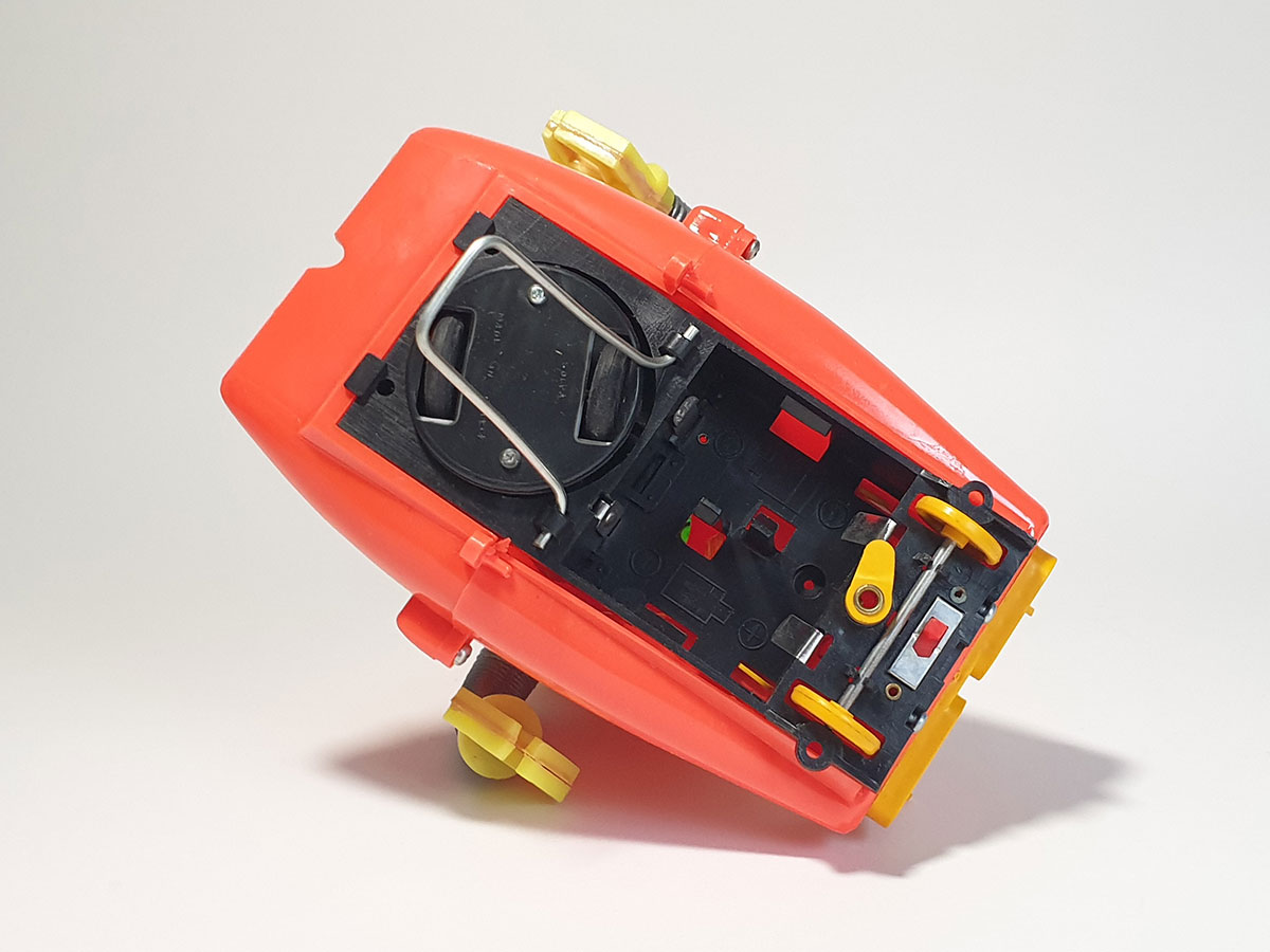 Solpa Robot GX 7 battery