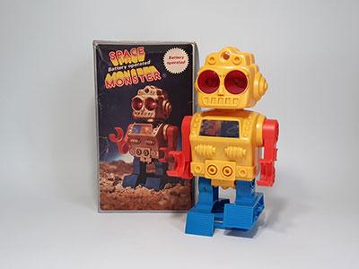 Space Monster Robot thumbnail